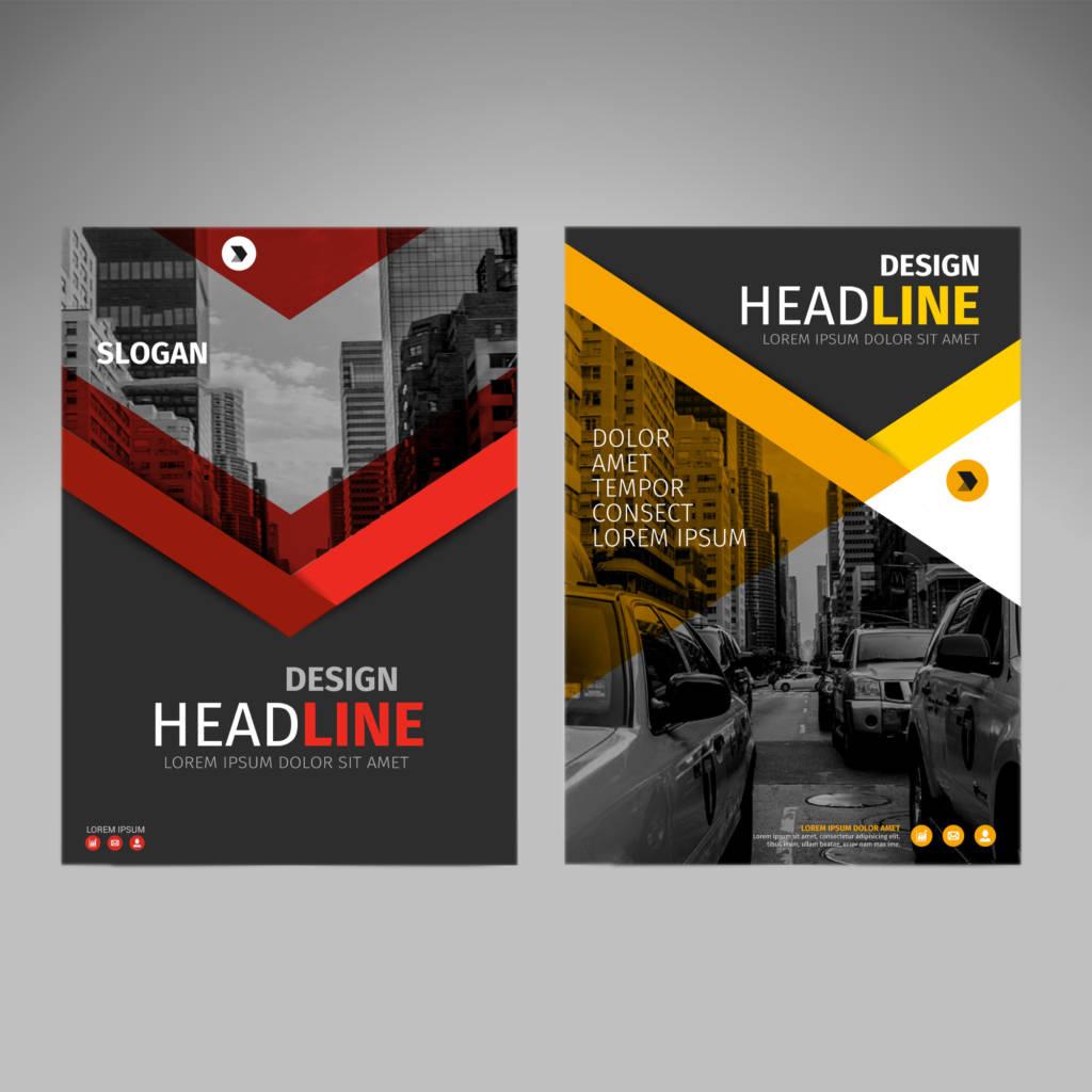 Flyer | Grafik Web Design und Marketing Agentur - Spycher Creative